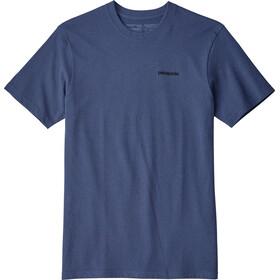 Patagonia P-6 Logo - Camiseta manga corta Hombre - azul